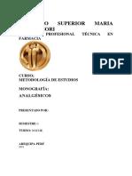 Instituto Superior Maria Montessori