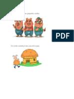 spanish three little pigs