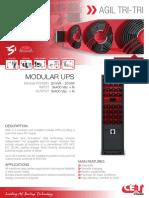 CET Power - AGIL Tri-Tri Datasheet v2.5