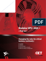 CE+T_Modular UPS_Brochure