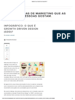 Infográfico_ O Que é Growth Driven Design (GDD)