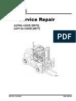 YALE (B877) GDP160EB LIFT TRUCK Service Repair Manual.pdf