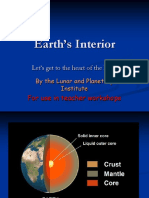 Earths Interior