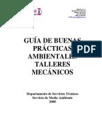Guía de Buenas Prácticas Ambientales Talleres Mecánicos.pdf