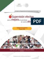 14 SEP (2013). Una supervisión efectiva para la mejora del aprendizaje de nuestros alumnos, México pp. 47 – 62..pdf