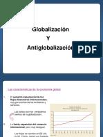 Globalizacion y Antiglobalizacion