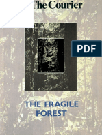 The fragile forest
