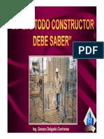 LO QUE TODO CONSTRUCTOR DEBE SABER (ING. GENARO DELGADO CONTRERAS).pdf