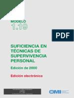Supervivencia IMO 1.19
