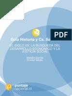 5- El Siglo XX La búsqueda del desarrollo económico y de la justicia social.pdf