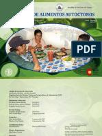 Recetario de Alimentos Autóctonos Nicaragua