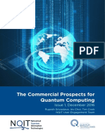 Commercial Prospects for Quantum Computing