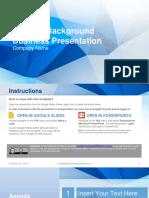 FGST0002 - Origami Background Business Presentation