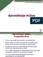 2- Aprendizaje Activo