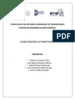 Protocolo Climatizacion Inteligente.
