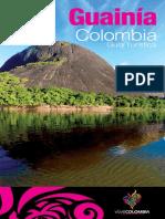 Guía turística Guainía