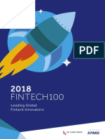 2018 FINTECH - 100 Leading Global Fintech Innovators