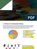 ARTE EN LA EDUCACIÓN BASICA