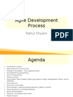 Ajile Development Process