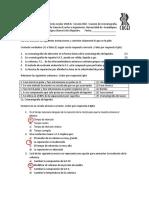 Examen de Cromatrografía Quimica Analitica