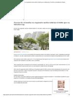 Precio vivienda segmento medio