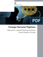 FtF foreign terorist fighter