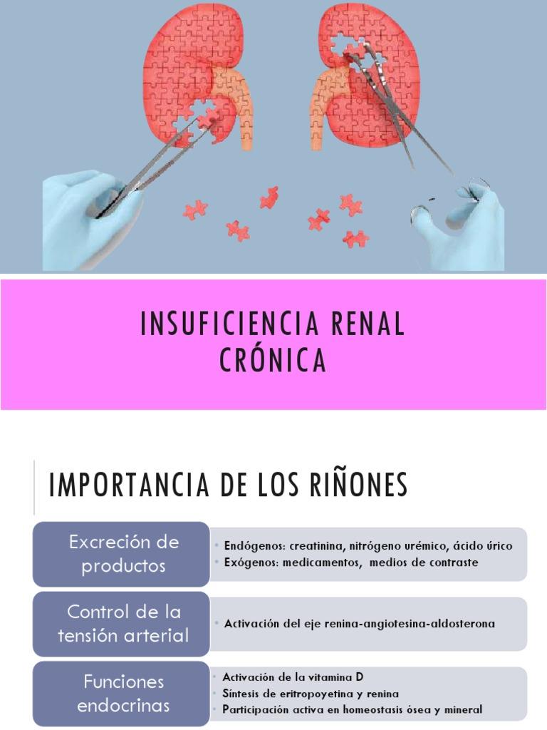 vitamina d insuficiencia renal cronica