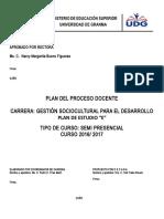 Gspd 2 Semi Presencial 2016-2017