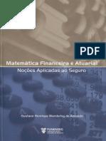 matematica atuarial