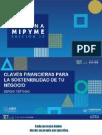 Claves Financieras Para La Sostenibilidad de Tu Negocio - Sergio Tertusio