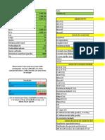 Ejercicio 1 (Excel)