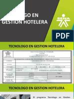Gestion hotelera 2018