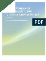 Manual Laboratorio de Química Medicinal
