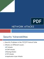 2 - Network Attacks