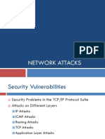 2 - Network Attacks