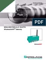 51624 en WirelessHART Gateway