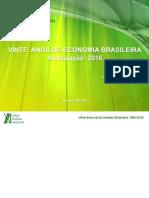 Vinte Anos de Economia Brasileira 1994 2016 Abril 2017 Compressed
