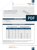 Gantrex Mk90 Raillok Pad Data Sheet Metric