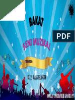 Banner Bakat Seni Muzikal