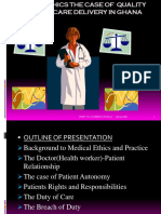 Law & Medical Ethic-1