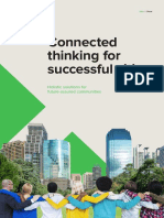 Connected Thinking for Successful Cities