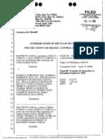 100729 Gar CIA Lawsuit Exhibits 2