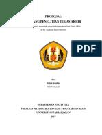 Proposal Magang AMI