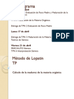 03 Maduración de La Materia Orgánica DESARROLLO Del Pco