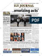 San Mateo Daily Journal 10-25-18 Edition