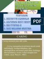 Komunikasi terapeutik dan caring .pptx