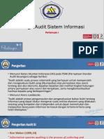 01. Fungsi Audit Sistem Informasi