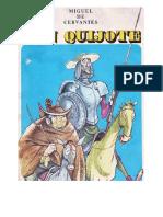 Miguel de Cervantes - Don Quijote (Var.copii)