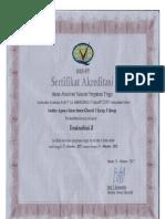 sertifikat akreditasi 1