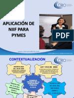 CONVERSATORIO NIIF PYMES